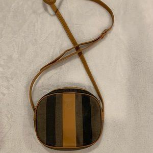 Genuine Vintage Fendi Cross Body Bag
